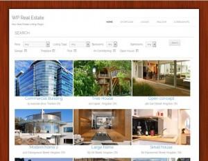 WP Real Estate WordPress Plugin